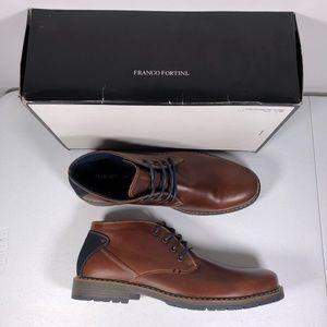 Franco Fortini Mills Chukka Leather Boots